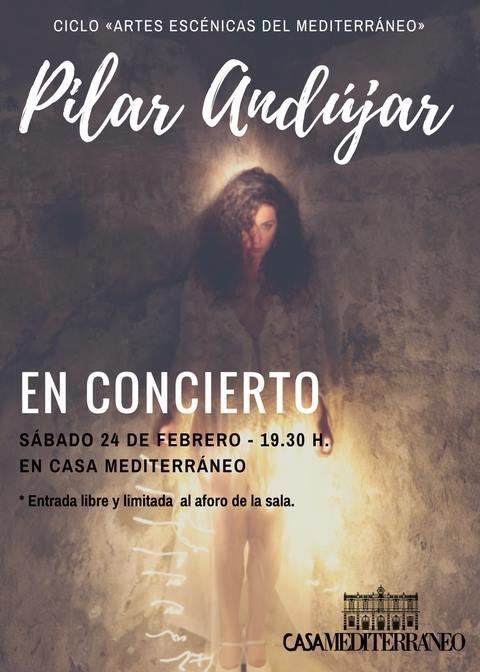 """Pilar Andújar, 'La Gypsy': """"No creo tanto en el talento natural como en la pasión"""" en ESCENA MÚSICA"""