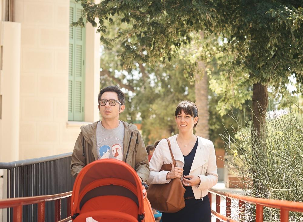 """Berto Romero: """"'Mira lo que has hecho' es una serie en la que chico y chica conocen bebé"""" en CINE"""