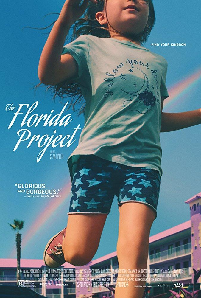 'The Florida Project'... sobre esos maleducados que nos molestan en CINE