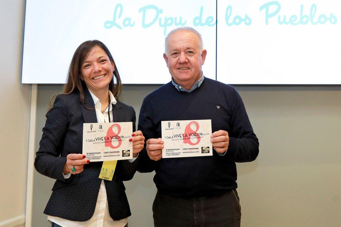 El concurso karaoke 'Vive la voz' elegirá a las mejores voces de Alicante en MÚSICA