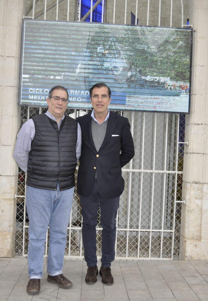 """Ramón Ribas de Reyna: """"La Unión Europea es un actor importante en la seguridad global"""" en CONFERENCIAS"""
