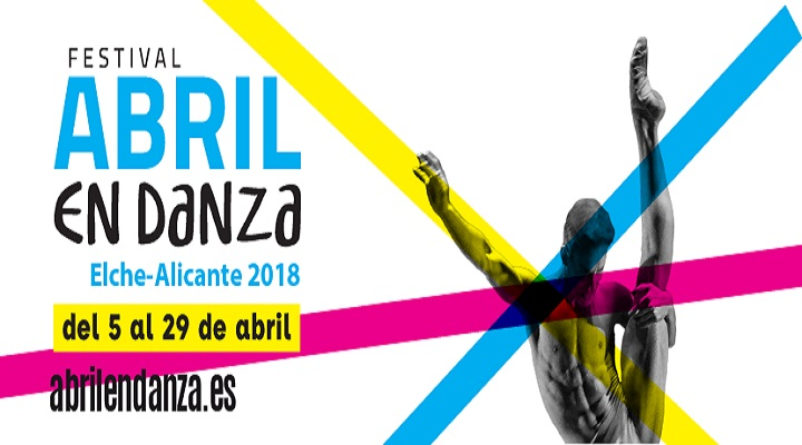 Abril en danza, una apuesta de Alicante y Elche por el baile contemporáneo en ESCENA