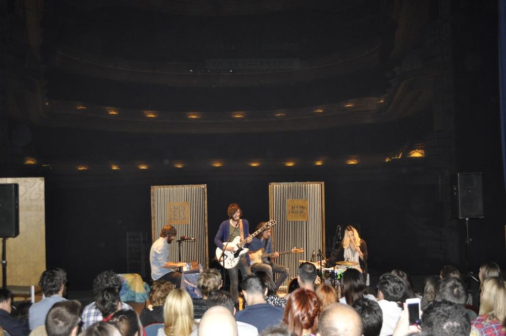 Los sonidos envolventes de Rufus T. Firefly iluminan el Teatro Principal en CINE