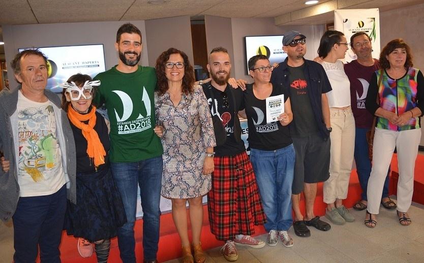 Alacant Desperta con más de 200 actividades de cultura urbana del 25 al 27 de mayo en AIRE LIBRE ARTE ESCENA MÚSICA