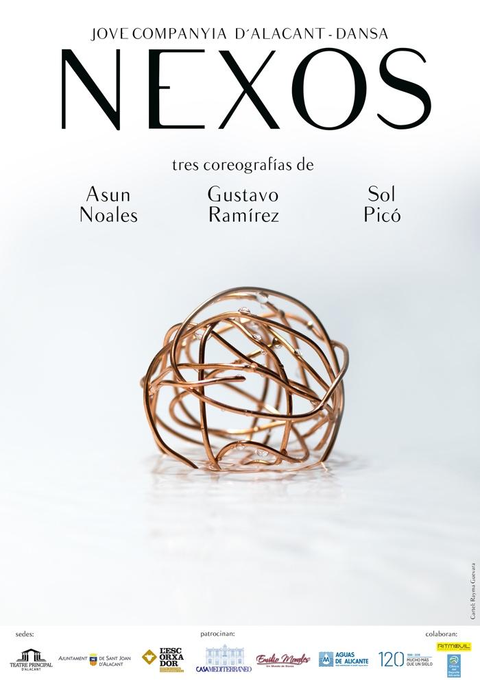 La Jove Companyia d'Alacant Dansa presenta su primera producción 'Nexos' en ESCENA