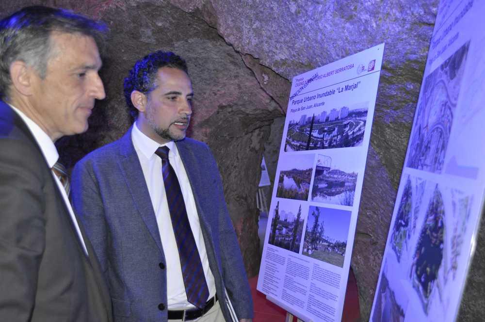 El Parque La Marjal recibe una Mención Especial del I Premio Albert Serratosa en MEDIO AMBIENTE