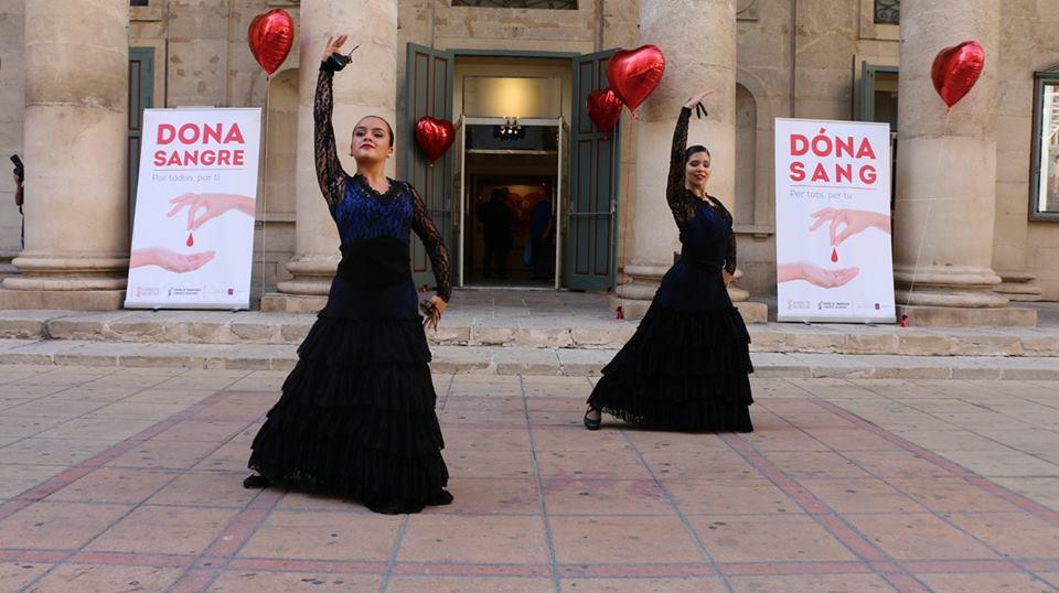 La campaña de donación de sangre del Teatro Principal recibe un premio nacional en ESTILO DE VIDA