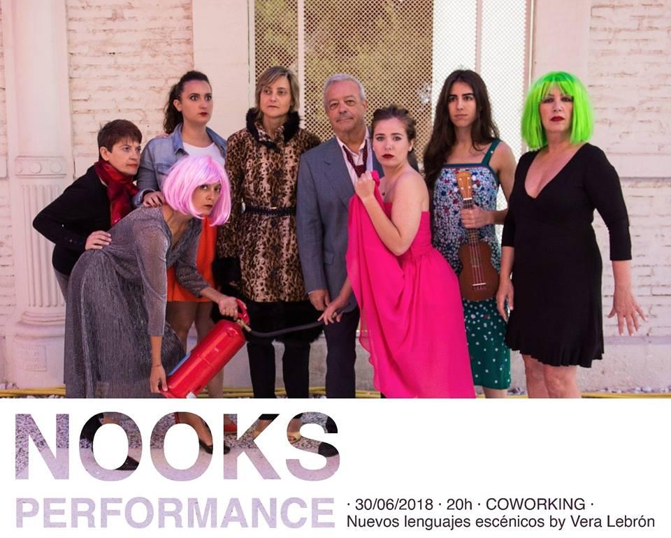 Nooks performance\' indaga en el concepto de soledad en El Sótano ...
