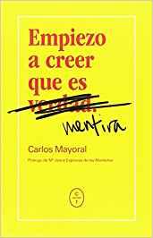 """Carlos Mayoral """"venga"""" la memoria de los grandes clásicos de la literatura universal en LETRAS"""