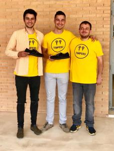"""Timpers gana el premio """"Emprende y Discapacidad 2018"""" en EMPRENDIMIENTO"""