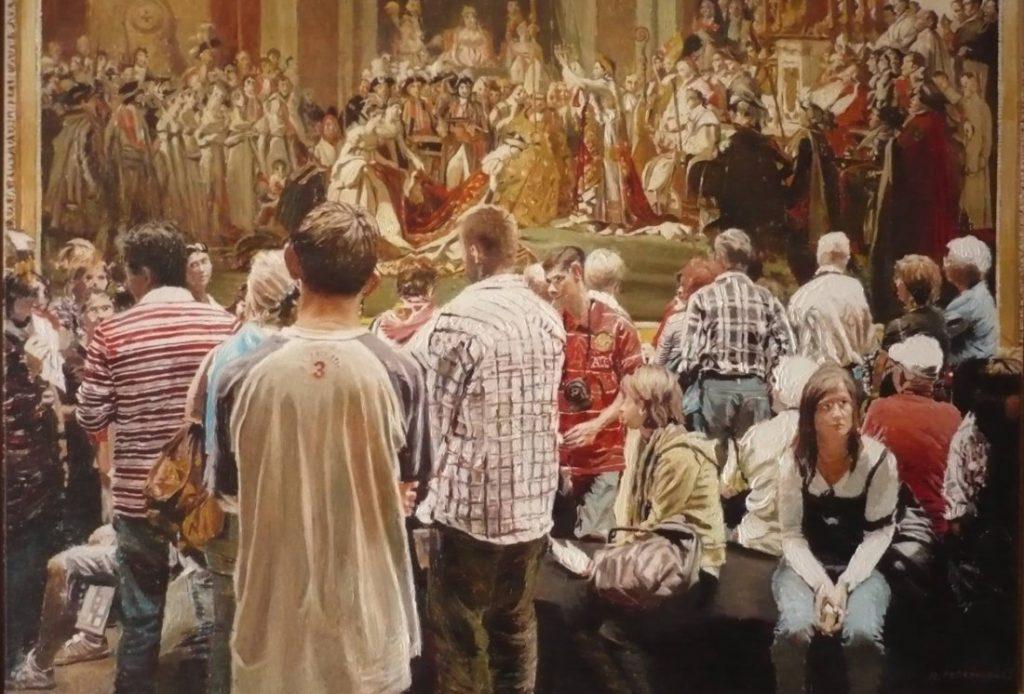 """Roberto Ferrández: """"En mis pinturas intento reflejar el alma humana"""" en PINTURA"""