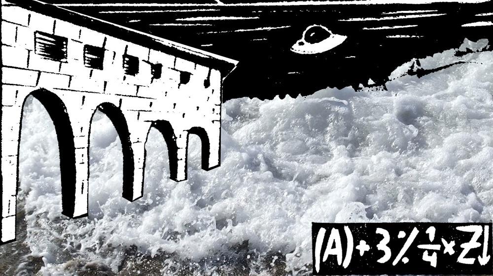 La ciudad perturbadora de FRIDONIA se representa en la Casa Bardín en ARTE