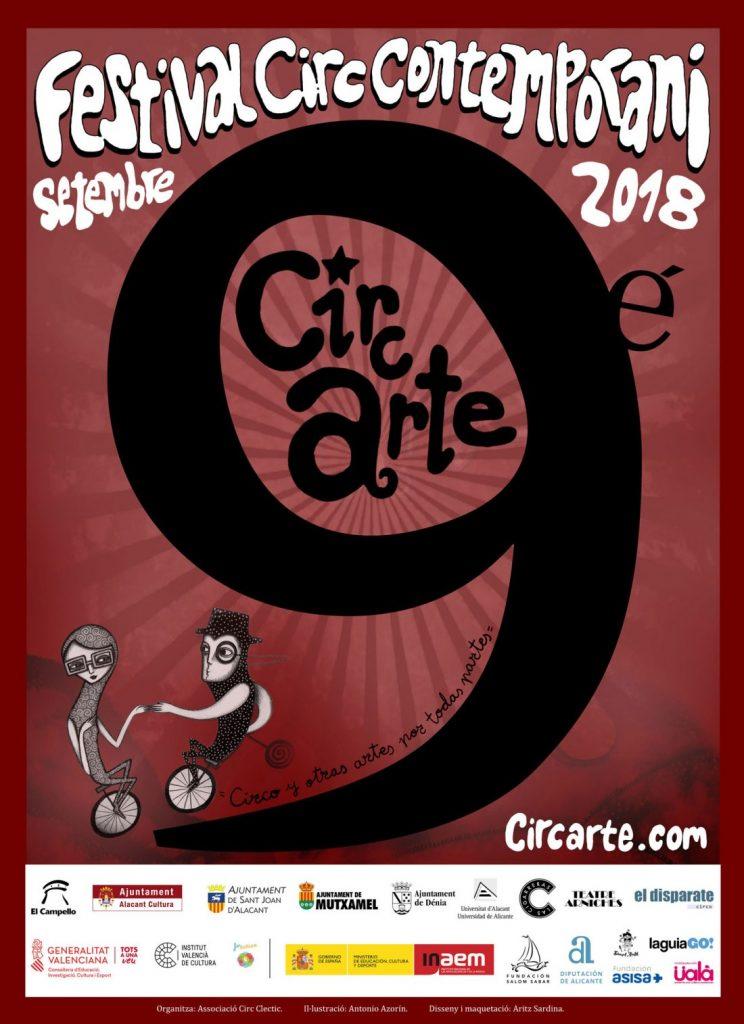 Circarte expande el circo contemporáneo por la provincia de Alicante en ESCENA