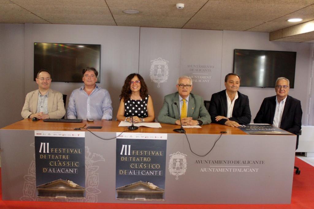 El III Festival de Teatro de Clásico de Alicante gana relevancia en ESCENA