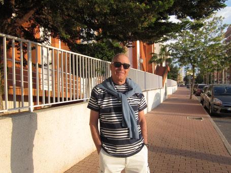 El escritor Antonio Álvarez Gil hablará sobre los refugiados en el Gil-Albert en CONFERENCIAS