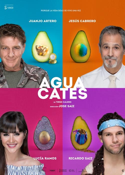 La exitosa comedia de enredo 'Aguacates' llega al Principal de Alicante en ESCENA