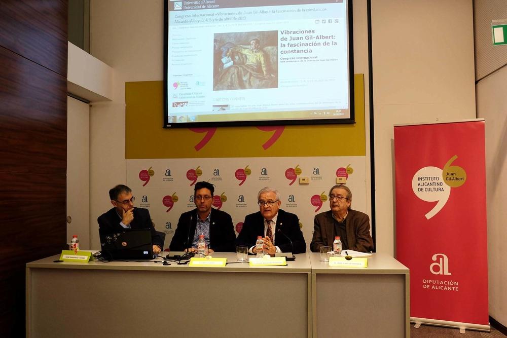 Un congreso internacional conmemorará el 25 aniversario del escritor Juan Gil-Albert en LETRAS