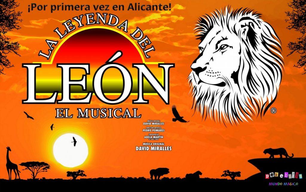 Los musicales 'Chicago Life' y 'La leyenda del León', este fin de semana en el Aula de Cultura en ESCENA