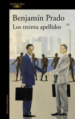Encuentro con el escritor Benjamín Prado en Casa Mediterráneo en CONFERENCIAS LETRAS