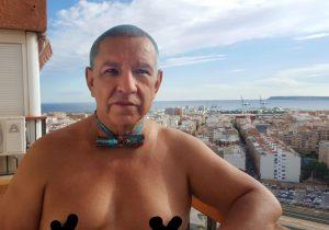 Manuel Velandia estrena la performance 'Esa sí soy yo' en Viva la Pepa en ESCENA