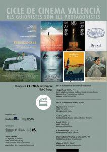 El Teatre Archines acoge un ciclo para visibilizar el cine valenciano actual en CINE