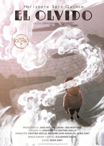 El corto alicantino nominado a los Goya 'El Olvido' se presenta en la Sede Ciudad de Alicante y la Casa Bardín en CINE