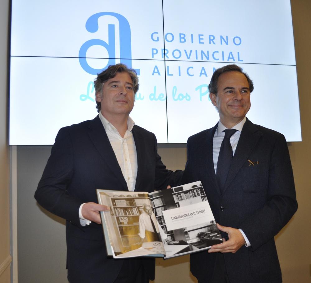 Martín Sanz recoge en un libro la trayectoria vital y arquitectónica de Juan Antonio García Solera en LETRAS