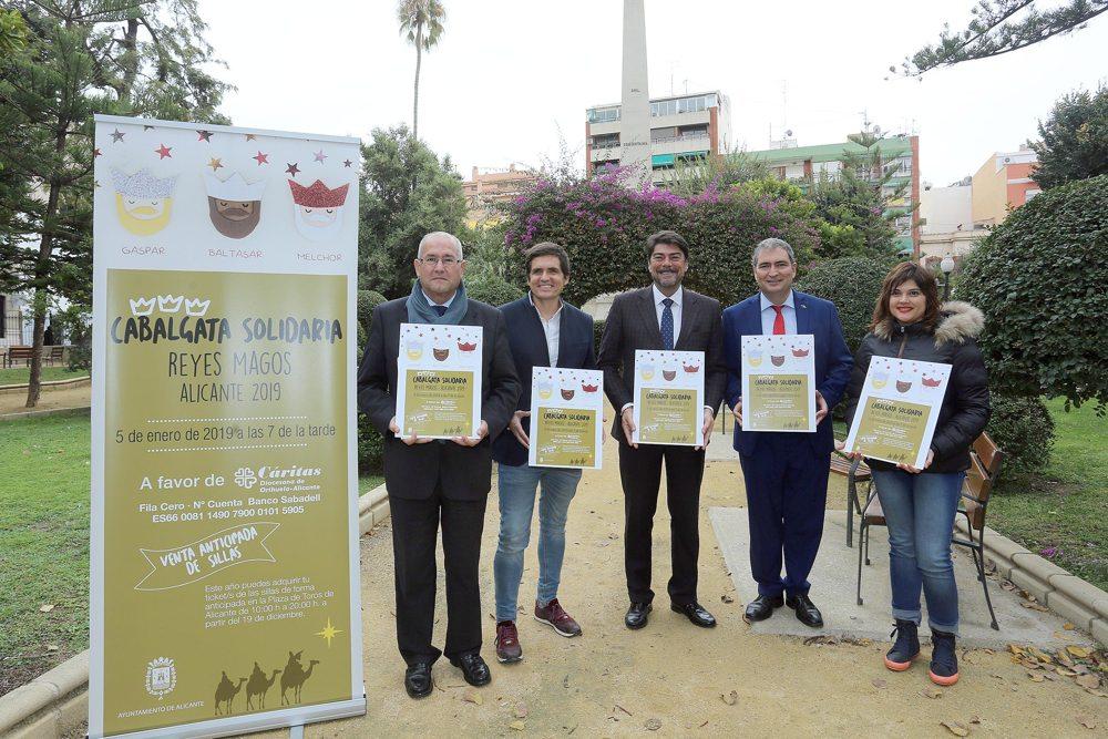 Alicante presenta un programa navideño con muchas novedades en AIRE LIBRE