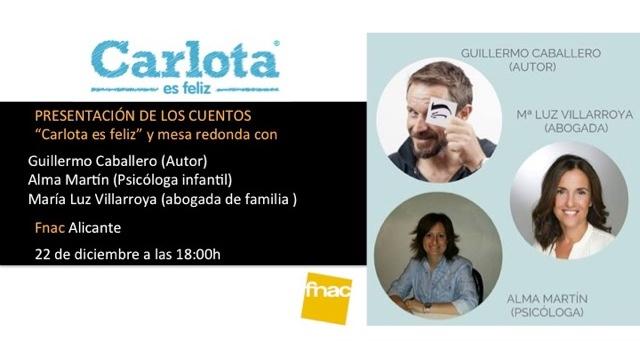 'Carlota es feliz', tres cuentos infantiles para afrontar el divorcio sin traumas en LETRAS