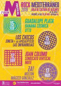 El M Festival de Rock Mediterráneo sigue apostando por las bandas locales en MÚSICA