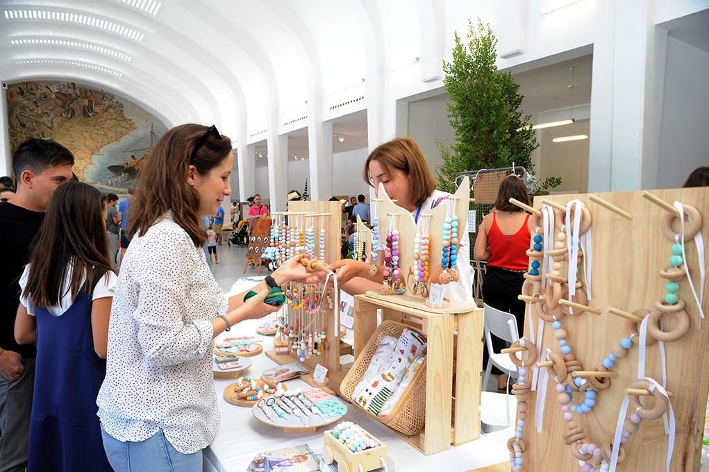 El Mercado de Diseño más navideño vuelve a Alicante en ARTE