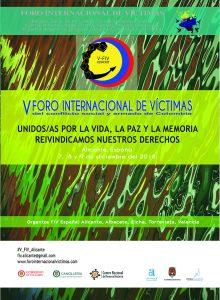 Mujeres botín de guerra y constructoras de paz en conflicto armado colombiano en CONFERENCIAS
