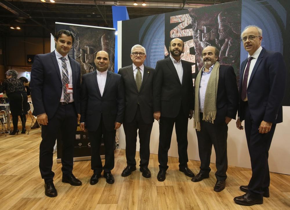 El MARQ exhibirá más de 200 piezas del rico patrimonio cultural de Irán en ARTE