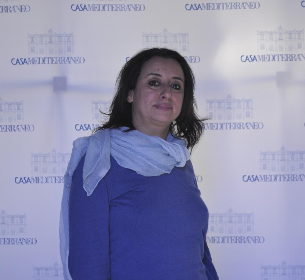 """Betty Lachgar: """"Los derechos humanos y el feminismo son los mismos en todo el mundo"""" en CONFERENCIAS"""