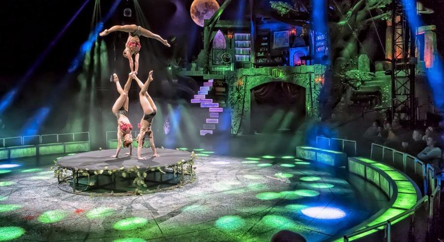 El Circo Mágico y sus seres fantásticos recalan en el Principal de Alicante en ESCENA
