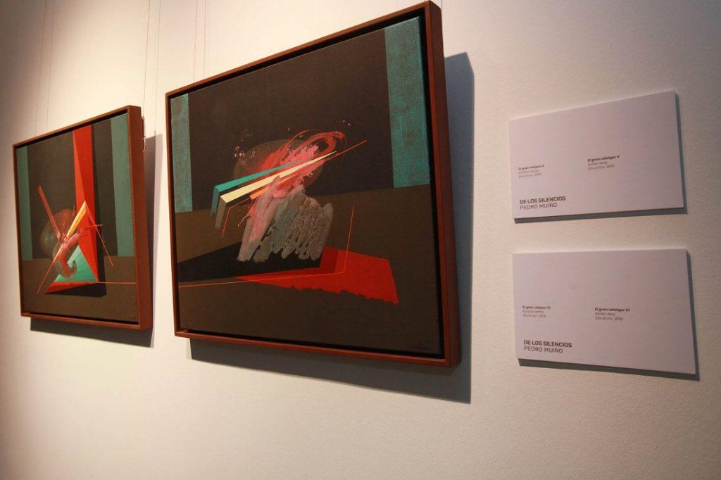 El Palacio Provincial presenta la obra más reciente del artista Pedro Muiño en PINTURA