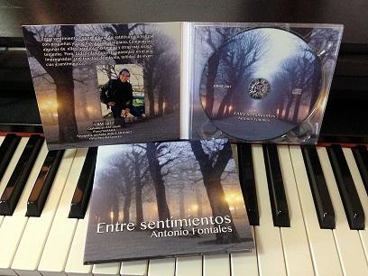 Antonio Fontales ofrecerá un concierto de piano el 14 de febrero en el Ateneo de Alicante en MÚSICA