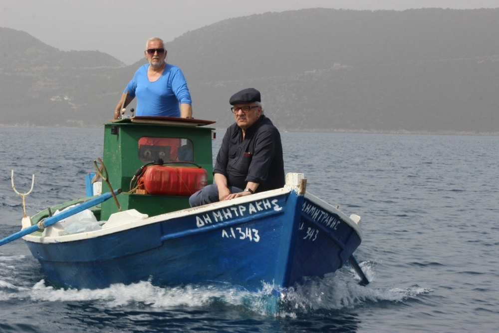Proyección del documental 'Javier Reverte, el amigo de Ulises' en Casa Mediterráneo en CINE LETRAS