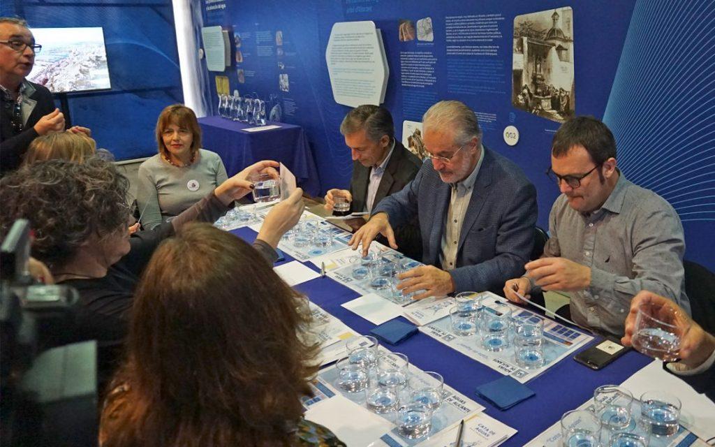 Aguas de Alicante y Mercalicante, comprometidos con el consumo de agua del grifo y la reducción de residuos plásticos en MEDIO AMBIENTE