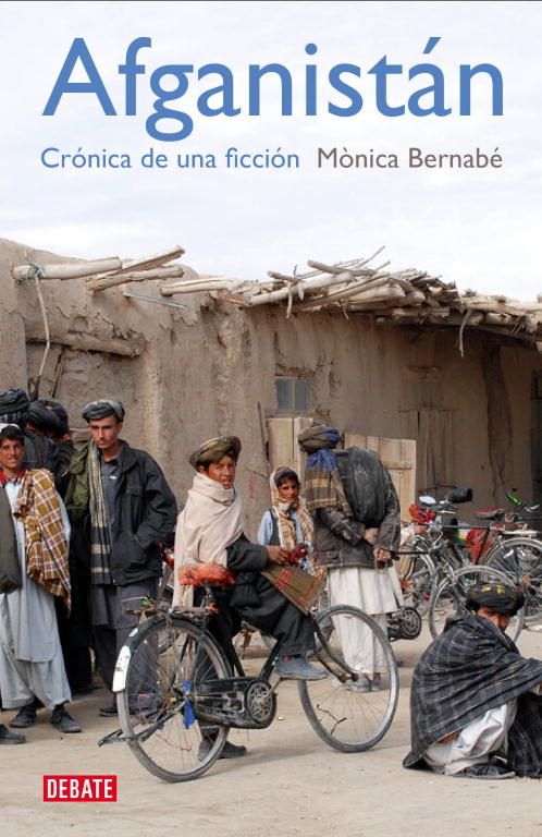 Mònica Bernabé contará su experiencia como corresponsal en Afganistán en Casa Mediterráneo en CONFERENCIAS