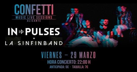 El synth pop singular y contemporáneo de In-Pulses llega a Alicante en MÚSICA