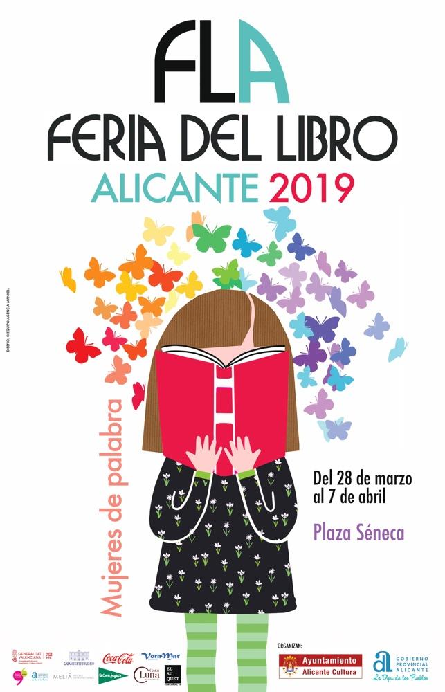 Las escritoras protagonizarán la Feria del Libro de Alicante más ambiciosa en LETRAS