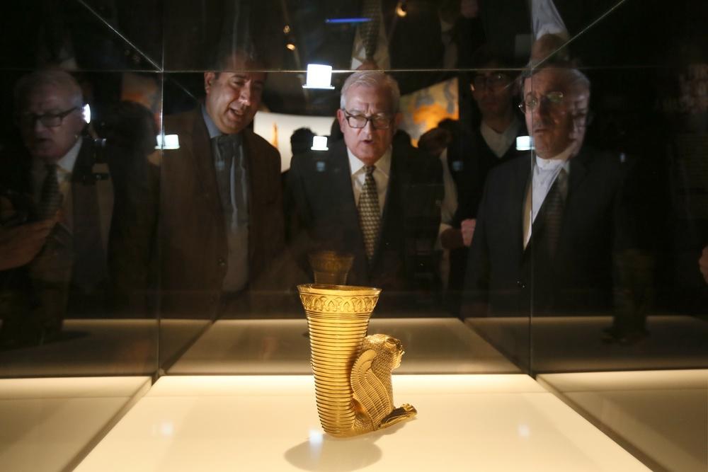 El MARQ acoge la exposición 'Irán, Cuna de Civilizaciones', un recorrido por una de las culturas más antiguas del mundo en ARQUEOLOGÍA