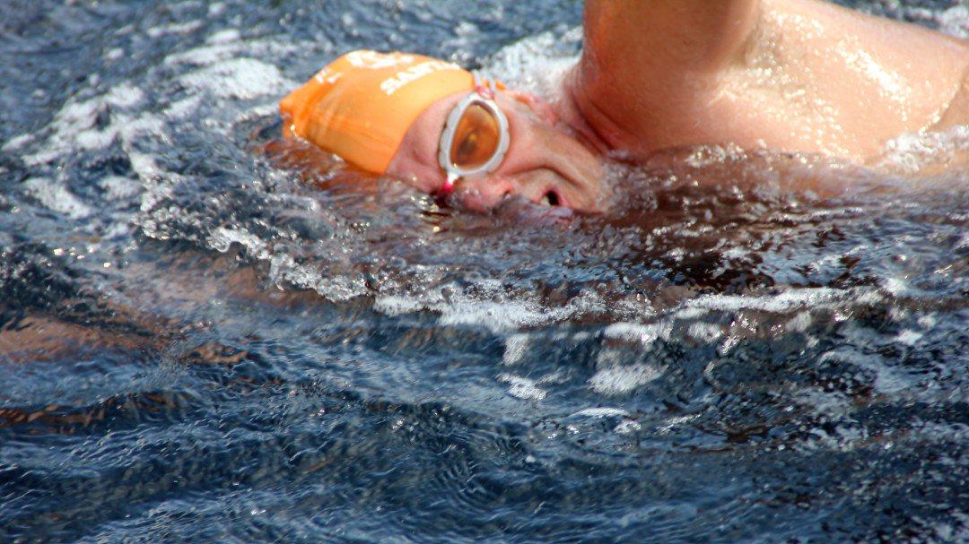 """Jorge Crivillés: """"Si completara los Siete Océanos, sería el primer nadador español en conseguirlo"""" en DEPORTE"""