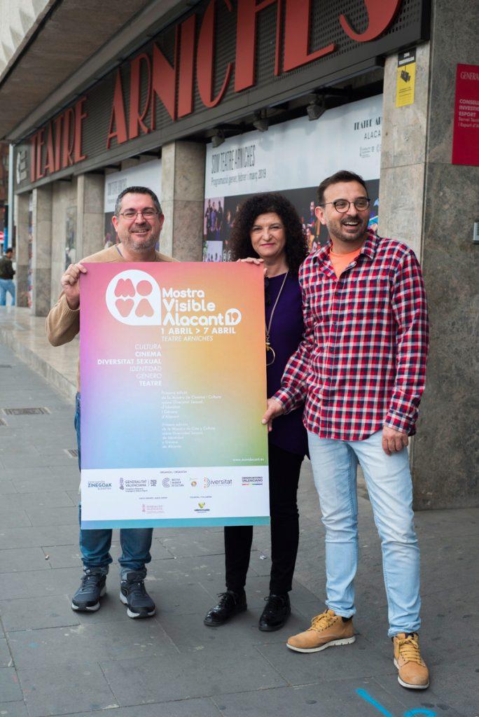 El Teatre Arniches presenta MOVAlacant 2019, muestra de cine y cultura sobre diversidad sexual en CINE