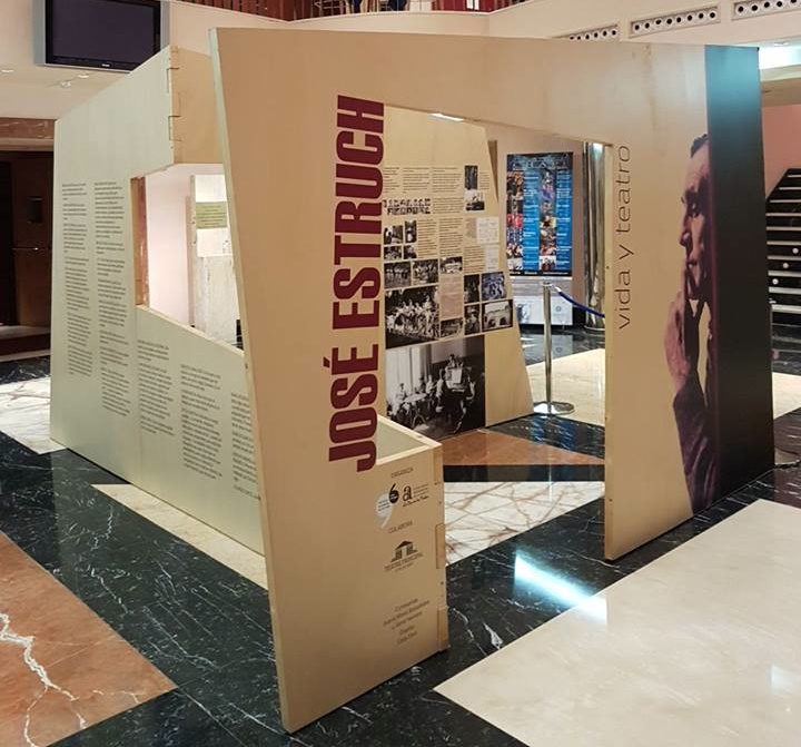 La exposición 'José Estruch. Vida y teatro' del Gil-Albert llega a la RESAD de Madrid en ESCENA
