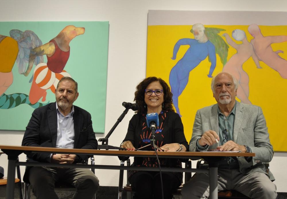 Casa Mediterráneo organiza el IV Encuentro Internacional de Arte Mediterráneo en la Lonja del Pescado en ARTE