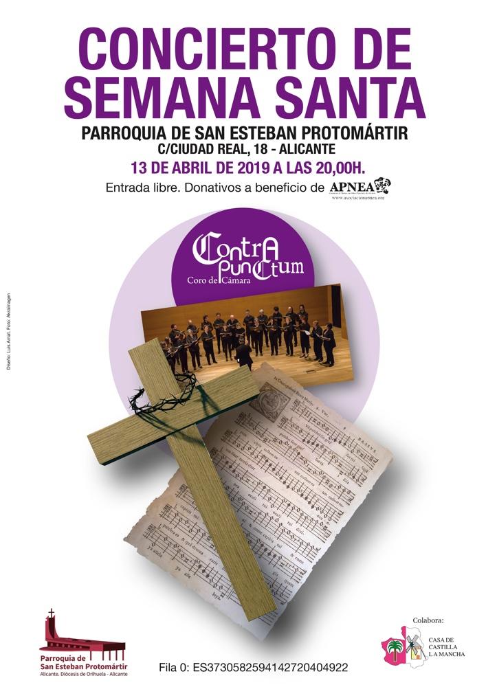 El Coro de Cámara Contrapunctum ofrece un concierto de música renacentista en MÚSICA