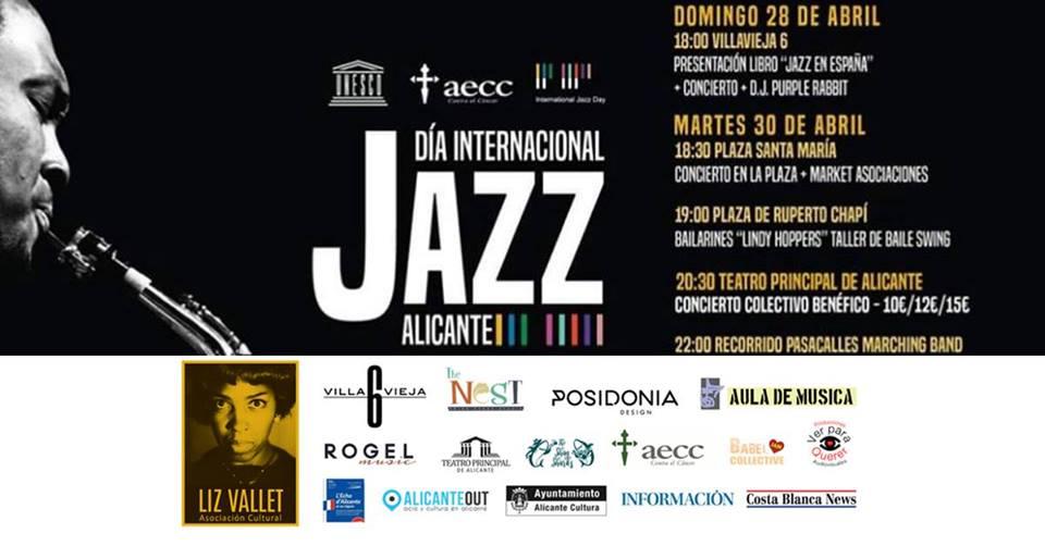 El Teatro Principal, escenario del Día Internacional del Jazz en Alicante en MÚSICA