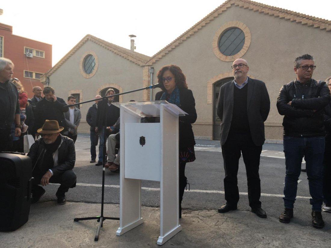La Casa de Máquinas acoge la exposición 'Alicante ha caído. Aquí termina la guerra' en ARTE